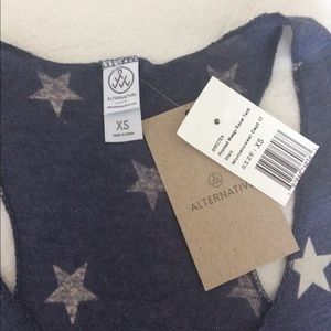 Alternative Apparel Tops - NWT Alternative Women's Star Graphic Tank